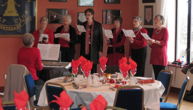 Armagh U3A choir